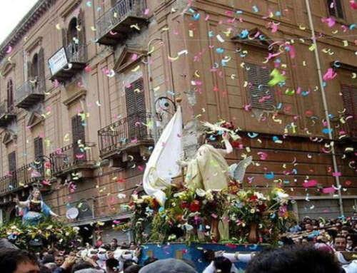 Pasqua a Sciacca
