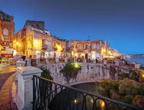 Escursione a Siracusa e sull'Isola di Ortigia