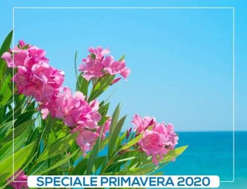Speciale week-end di primavera – appartamenti Lumia Case Vacanze.