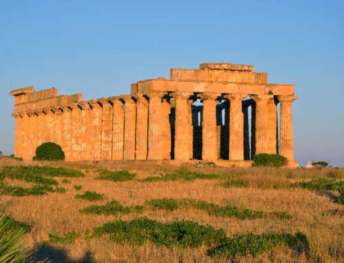 Escursione al Parco archeologico di Selinunte