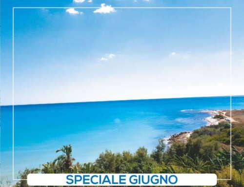 Speciale Giugno Case vacanze a Sciacca