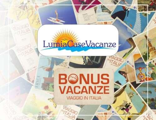 Bonus Vacanza a Lumia case vacanze