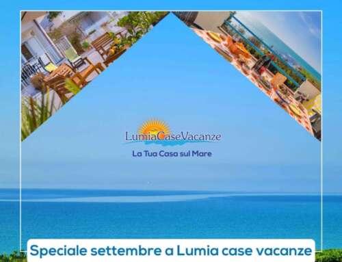 Speciale Lumia case vacanze settembre