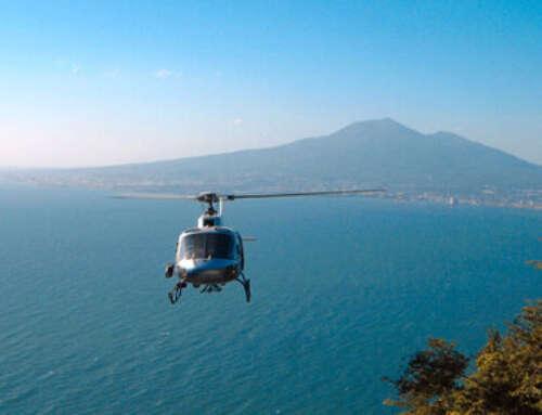 Tour in elicottero sull'Etna