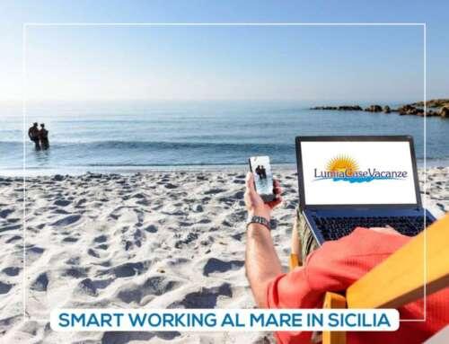 Smart working al mare